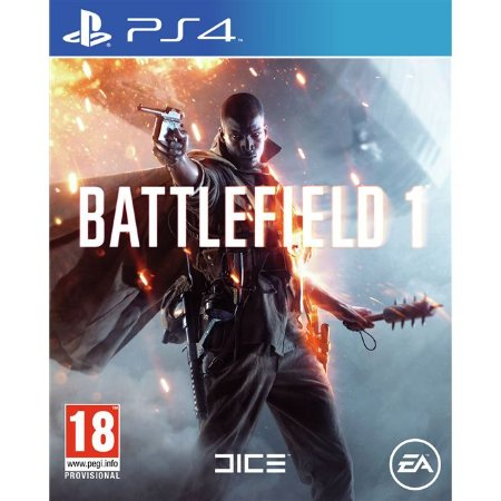 PS4 Battlefield 1 [USADO]