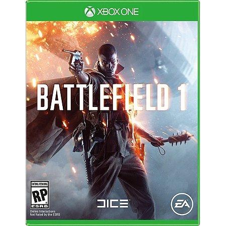 Xbox One Battlefield 1 [USADO]