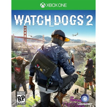 Xbox One Watch Dogs 2 [USADO]