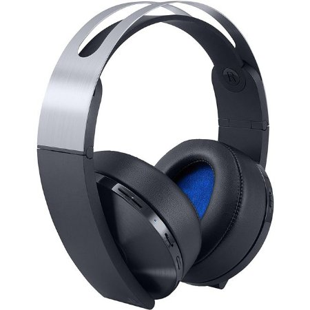 PS4 Headset Platinum Wireless
