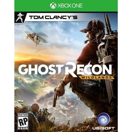 Xbox One Tom Clancy's Ghost Recon: Wildlands