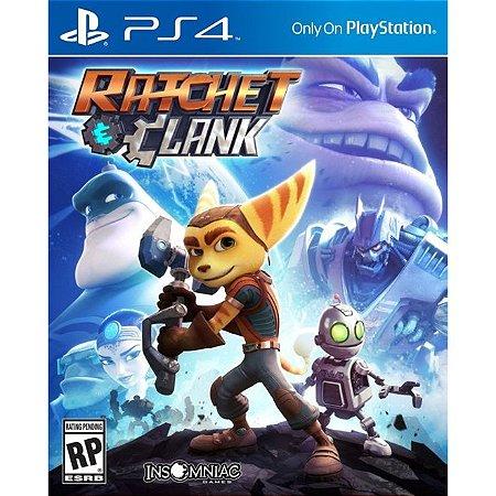 PS4 Ratchet & Clank [USADO]