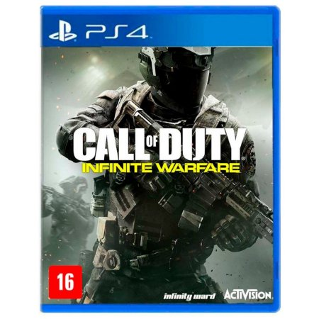 PS4 Call of Duty: Infinite Warfare [USADO]
