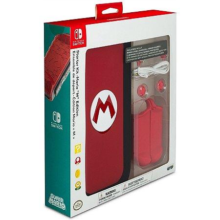 Switch Starter Kit Case Mario