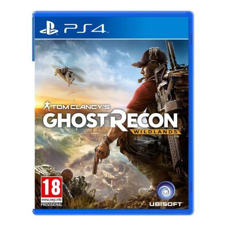 PS4 Tom Clancy's Ghost Recon: Wildlands [USADO]