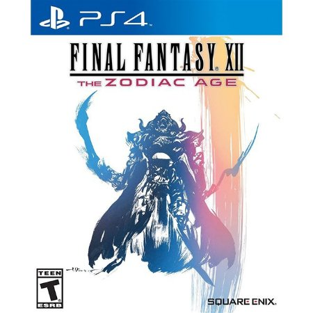 PS4 Final Fantasy XII The Zodiac Age