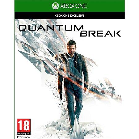 Xbox One Quantum Break [USADO]