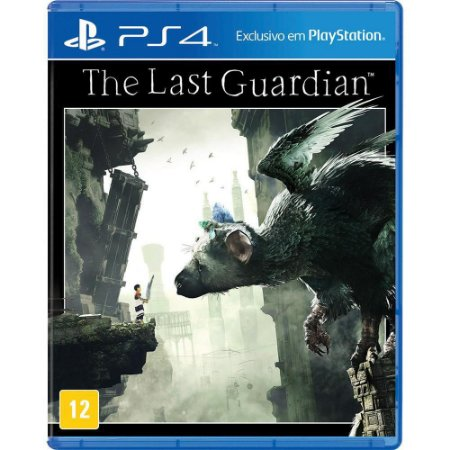 PS4 The Last Guardian [USADO]