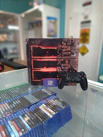 PlayStation 4 500 GB Seminovo