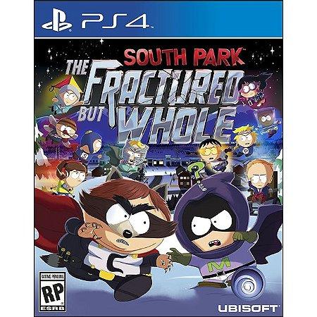 PS4 South Park A Fenda que Abunda Força
