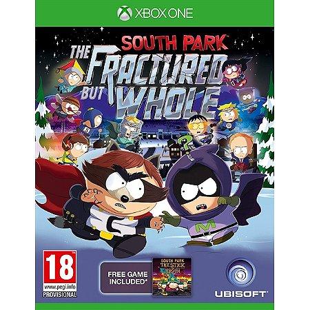 Xbox One South Park A Fenda que Abunda Força