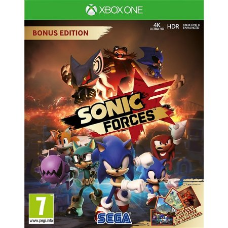 Xbox One Sonic Forces