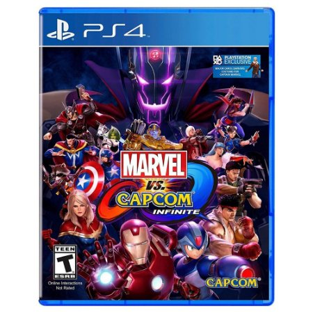 PS4 Marvel vs Capcom Infinite [USADO]