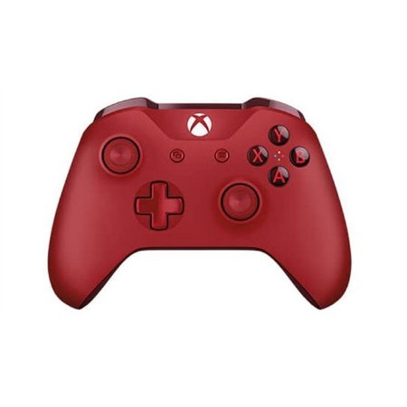 Xbox One Controle Sem Fio Modelo S Bluetooth Red One