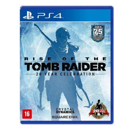PS4 Rise of the Tomb Raider [USADO]