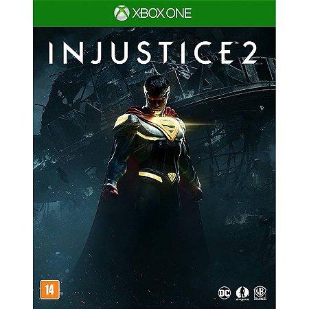 Xbox One Injustice 2 [USADO]