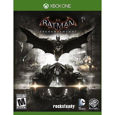 Xbox One Batman: Arkham Knight [USADO]
