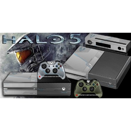 Xbox One Fat Skin - [Película decorativa] Halo 5