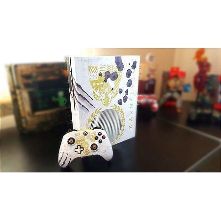 Xbox One Slim Skin - [Película decorativa] Destiny 2