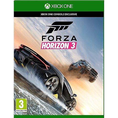 Xbox One Forza Horizon 3 [USADO]
