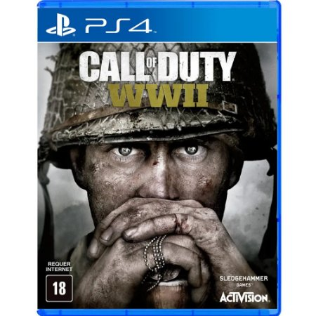 PS4 Call Of Duty WW II [USADO]