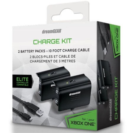 Xbox One Charge Kit Dreamgear