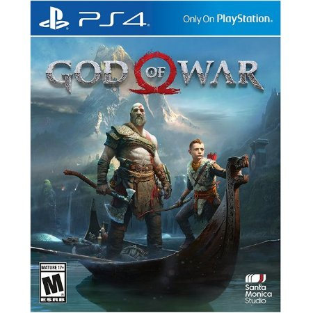 PS4 God of War (Playstation Hits)