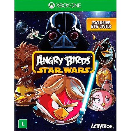 Xbox One Angry Birds Star Wars [USADO]