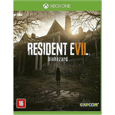 Xbox One Resident Evil 7 [USADO]