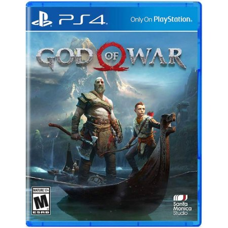 PS4 God of War [USADO]