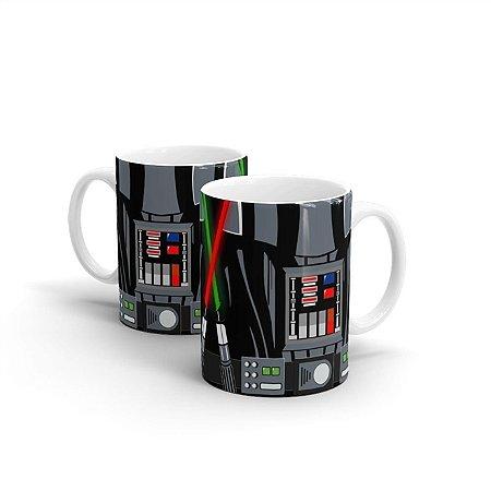 Caneca Personalizada Cerâmica Darth Vader