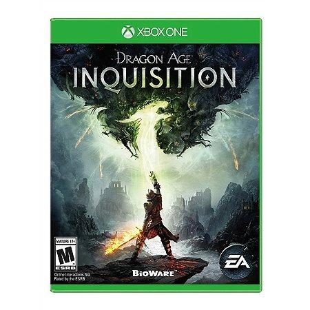 Xbox One Dragon Age Inquisition [USADO]