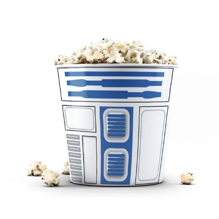 Balde de Pipoca R2-D2