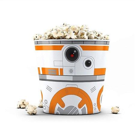 Balde de Pipoca BB-8