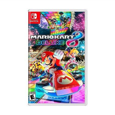 Switch Mario Kart 8 Deluxe [USADO]