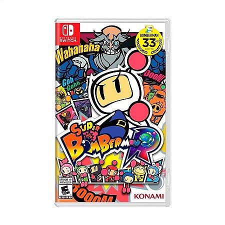 Switch Super Bomberman R [USADO]
