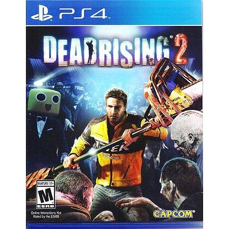 PS4 Dead Rising 2 [USADO]
