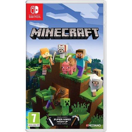 Switch Minecraft