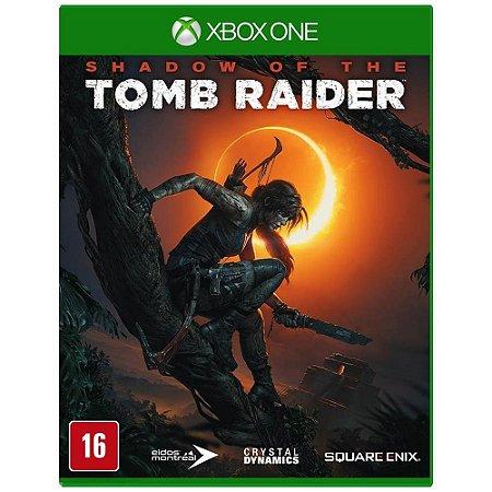 Xbox One Shadow of the Tomb Raider [USADO]