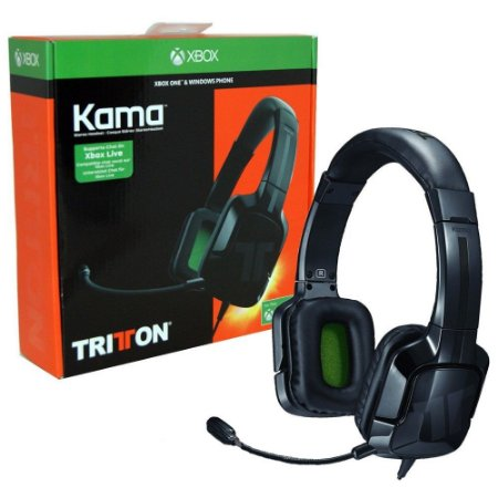 Kama Headset Tritton Stereo [Xbox One e Windows Phone]