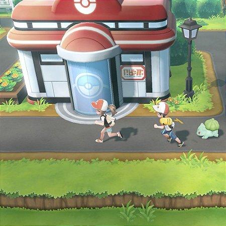 Switch Pokemon: Lets Go Eevee