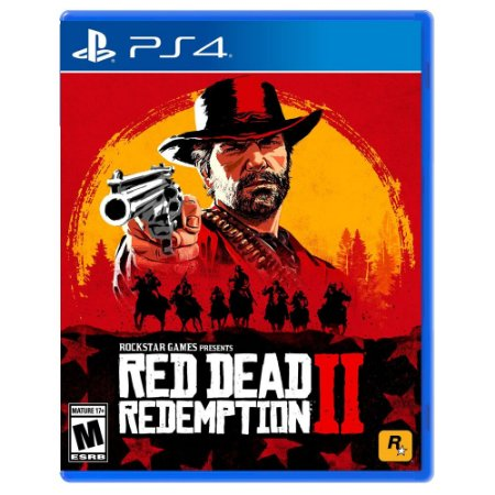 PS4 Red Dead Redemption 2 [USADO]