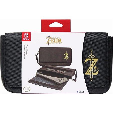 Switch Case Camuflada Mario