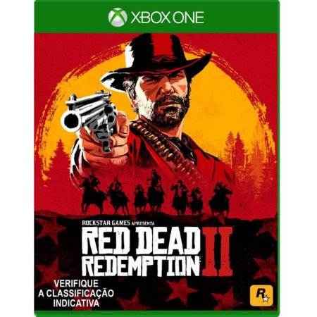 XBox One Red Dead Redemption 2 [USADO]