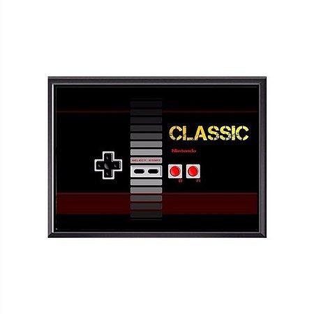 Quadro Nintendo Classic