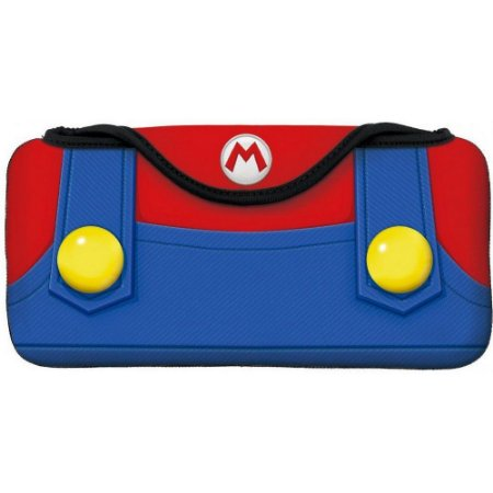 Switch Case Quick Pouch Collection Mario