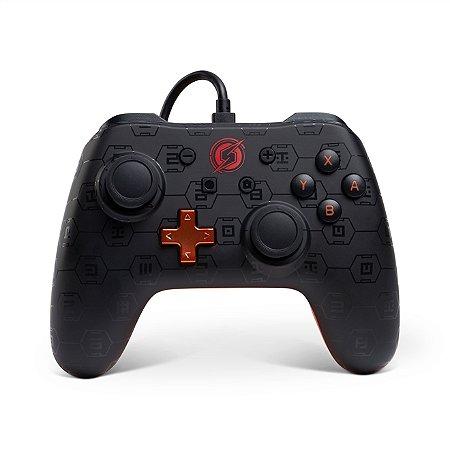 Xbox One Controle Com Fio Branco Power A