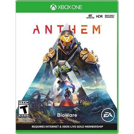 Xbox One Anthem