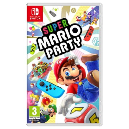 Switch Super Mario Party [USADO]