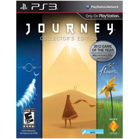 PS3 Journey Collectors Edition [USADO]